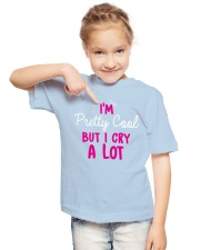 I'M PRETTY COOL - MOTHER - DAUGHTER Youth T-Shirt lifestyle-youth-tshirt-front-2