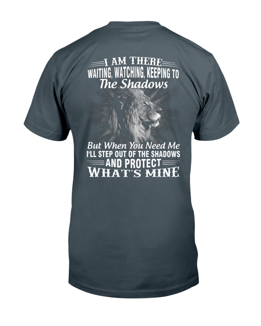 PROTECT WHAT'S MINE Classic T-Shirt