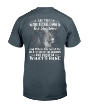 PROTECT WHAT'S MINE Classic T-Shirt back