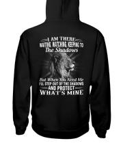 PROTECT WHAT'S MINE Hooded Sweatshirt thumbnail