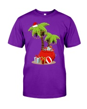 TROPICAL XMAS Classic T-Shirt front