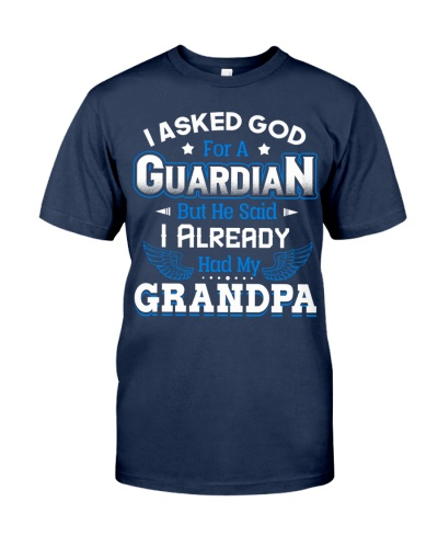 MY GRANDPA - MY GUARDIAN