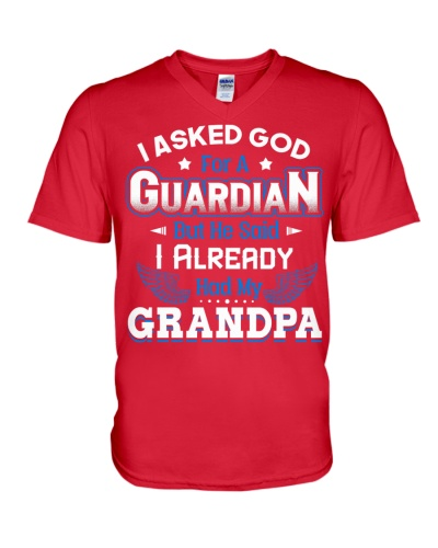 MY GRANDPA - MY GUARDIAN