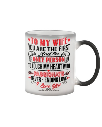 TO MY WIFE