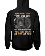 FOR DOG OWNERS Hooded Sweatshirt thumbnail