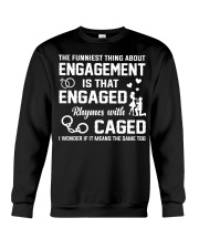 ENGAGED - CAGED Crewneck Sweatshirt tile