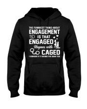 ENGAGED - CAGED Hooded Sweatshirt thumbnail