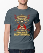 I'M A DECEMBER GUY Classic T-Shirt lifestyle-mens-crewneck-front-13