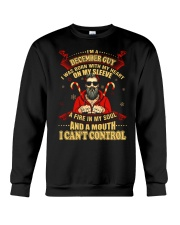 I'M A DECEMBER GUY Crewneck Sweatshirt thumbnail
