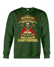 I'M A DECEMBER GUY Crewneck Sweatshirt front