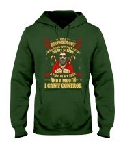I'M A DECEMBER GUY Hooded Sweatshirt thumbnail