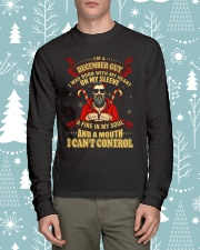 I'M A DECEMBER GUY Long Sleeve Tee lifestyle-holiday-longsleeves-front-1