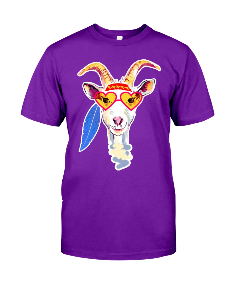 HIPPIE GOAT Classic T-Shirt