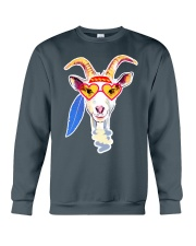 HIPPIE GOAT Crewneck Sweatshirt thumbnail