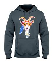 HIPPIE GOAT Hooded Sweatshirt thumbnail