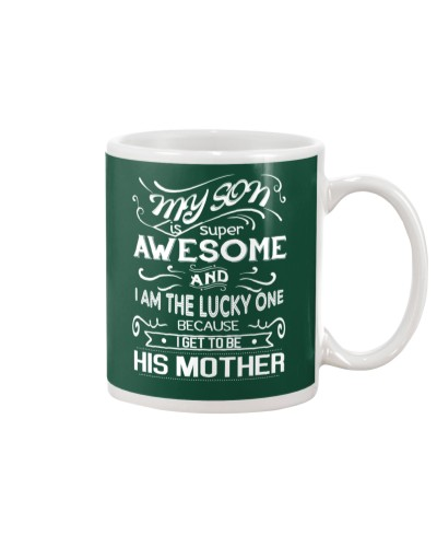 TO MY SON - AWESOME