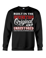 BUILT IN THE SEVENTIES Crewneck Sweatshirt thumbnail