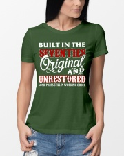 BUILT IN THE SEVENTIES Ladies T-Shirt lifestyle-women-crewneck-front-10