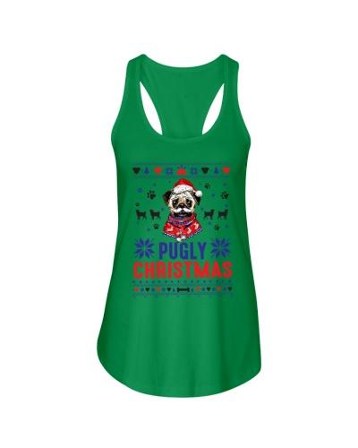 PUGLY CHRISTMAS TEE