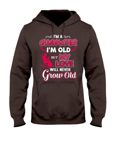 I'M A GRANDMOTHER