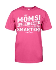 ONLY SMARTER Classic T-Shirt front