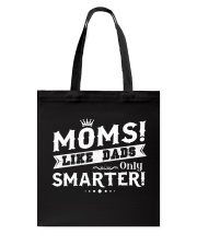 ONLY SMARTER Tote Bag thumbnail