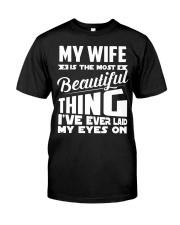 BEAUTIFUL WIFE Premium Fit Mens Tee thumbnail