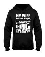 BEAUTIFUL WIFE Hooded Sweatshirt thumbnail