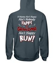 GRANDMA AIN'T HAPPY - RUN Hooded Sweatshirt thumbnail