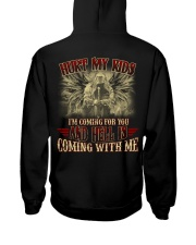 HELL IS COMING WITH ME Hooded Sweatshirt thumbnail