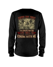 HELL IS COMING WITH ME Long Sleeve Tee thumbnail