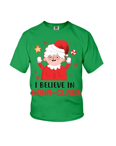 I BELIEVE IN NANA-CLAUS