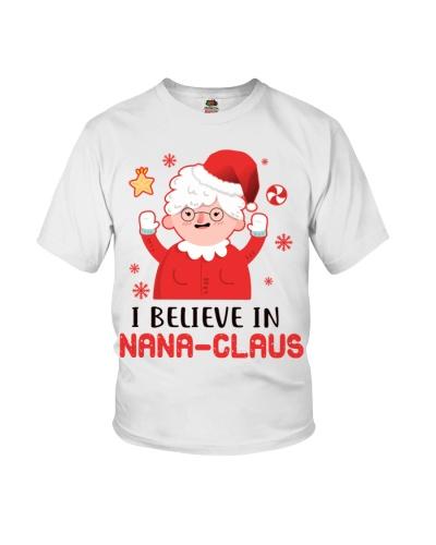 I BELIEVE IN NANA-CLAUS