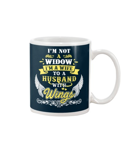 WIFE TO A HUSBAND WITH WINGS