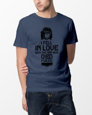 I FELL IN LOVE Classic T-Shirt lifestyle-mens-crewneck-front-14