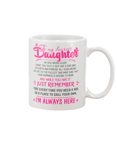 TO MY DAUGHTER - ALWAYS HERE