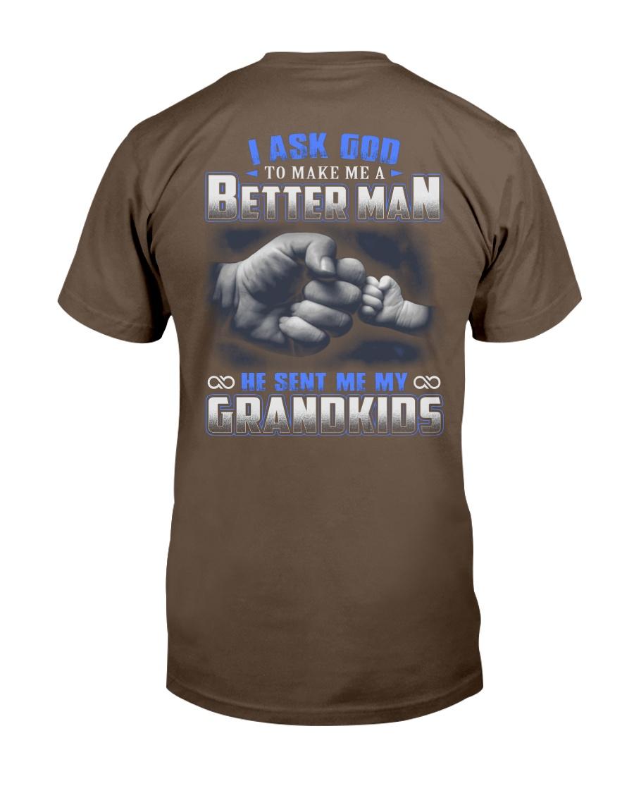 MY GRANDKIDS Classic T-Shirt