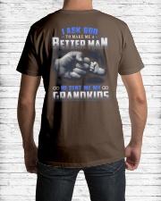 MY GRANDKIDS Classic T-Shirt lifestyle-mens-crewneck-back-1