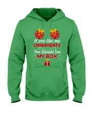 SEE MY BOX Hooded Sweatshirt thumbnail
