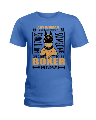 BOXER MAMA