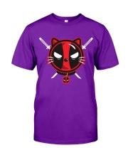 CATPOOL Classic T-Shirt front