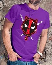 CATPOOL Classic T-Shirt lifestyle-mens-crewneck-front-4