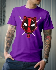 CATPOOL Classic T-Shirt lifestyle-mens-crewneck-front-6