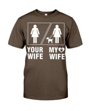 MY WIFE Premium Fit Mens Tee thumbnail