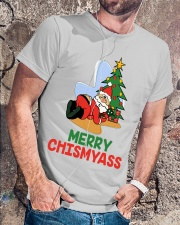 MERRY CHRISTMAS Classic T-Shirt lifestyle-mens-crewneck-front-4