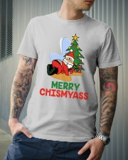 MERRY CHRISTMAS Classic T-Shirt lifestyle-mens-crewneck-front-6