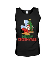 MERRY CHRISTMAS Unisex Tank tile