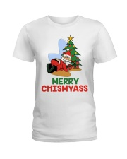 MERRY CHRISTMAS Ladies T-Shirt thumbnail