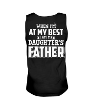 MY DAUGHTER'S FATHER Unisex Tank thumbnail