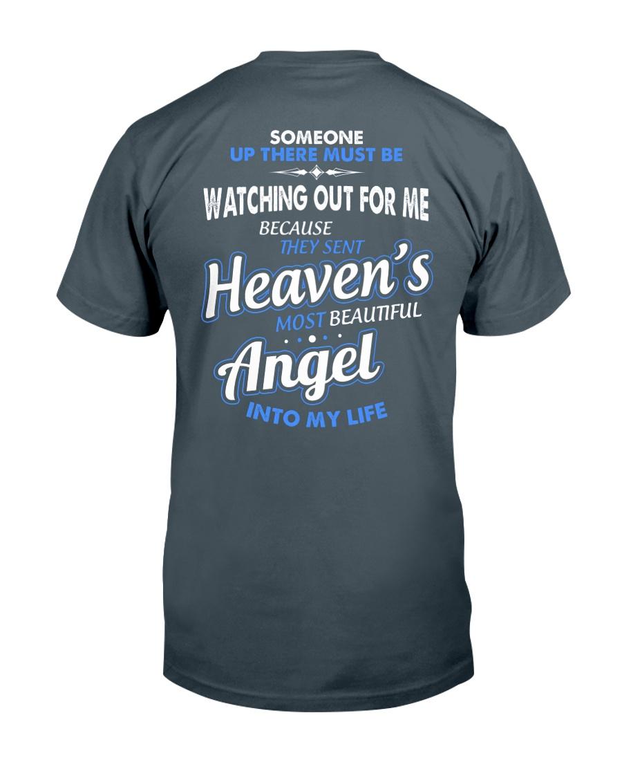 THE MOST BEAUTIFUL ANGEL Classic T-Shirt